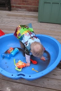 Messy Play – what do you do?