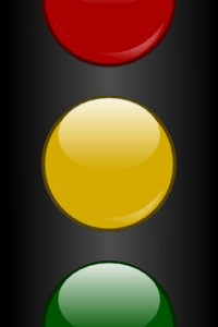 Traffic Light Indoor Game