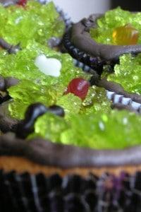 Halloween Recipe – Witches Cauldron cakes