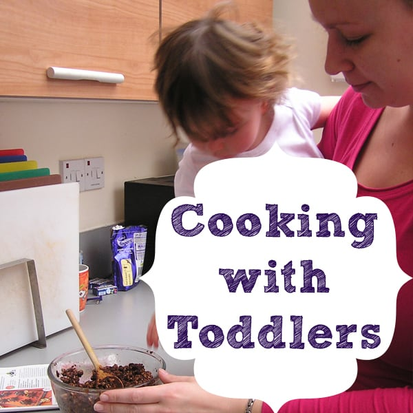 Cooking with toddlers is possible and you can do it here s recipes