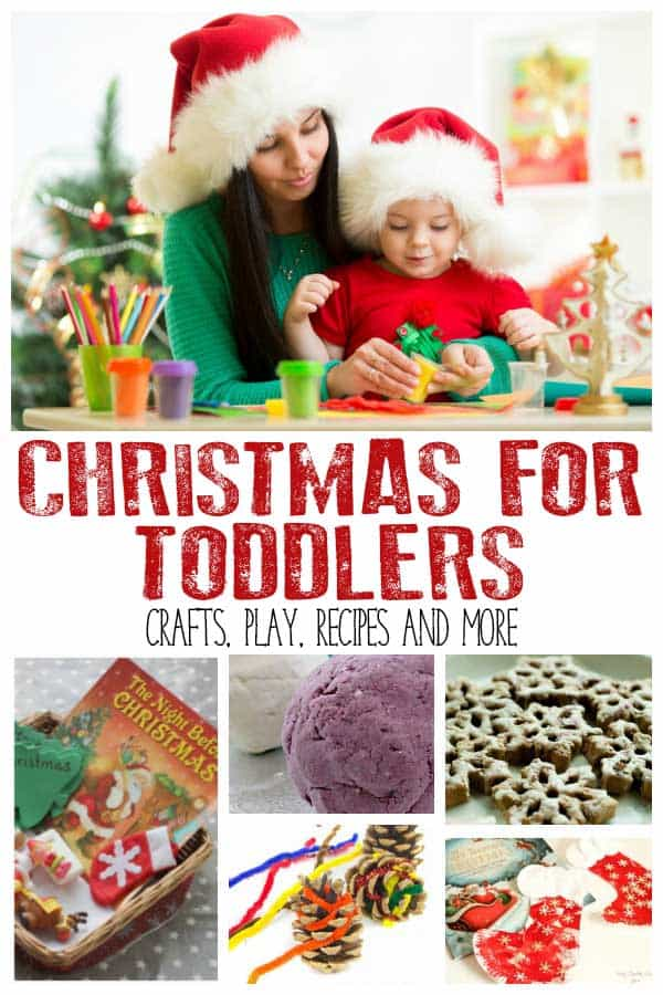 simple easy doable and fun christmas crafts recipes sensory play and other - Christmas Eve Activities