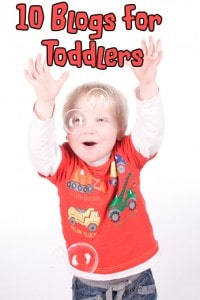 10 blogs for Toddlers