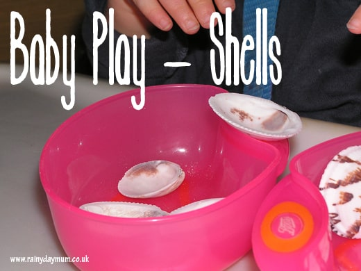 Baby Play - Shells