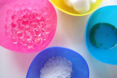 Toddler Science – absorption