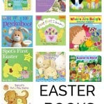 Easter books for babies and toddlers