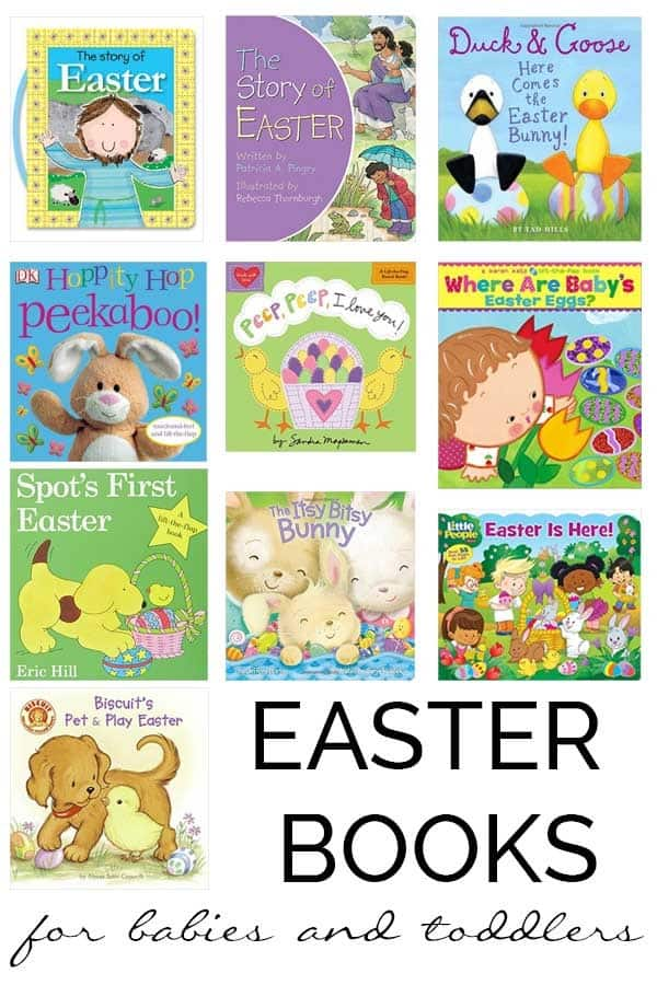 Easter books for babies and toddlers recommended easter books for babies and toddlers perfect for reading aloud and sharing together negle Gallery
