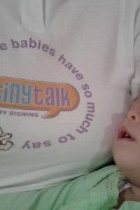 Baby Talk – Signing