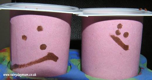Yogurt pot passengers