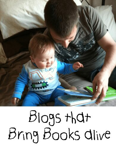 Blogs that Bring Books Alive