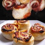 Sweet and Savoury Pastry Wheels