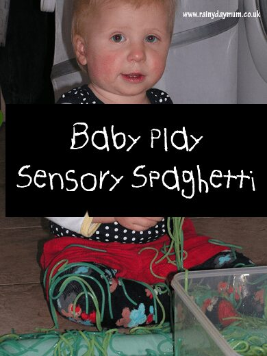 Baby Play - Sesnroy Spaghetti