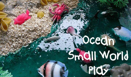 ocean small world play