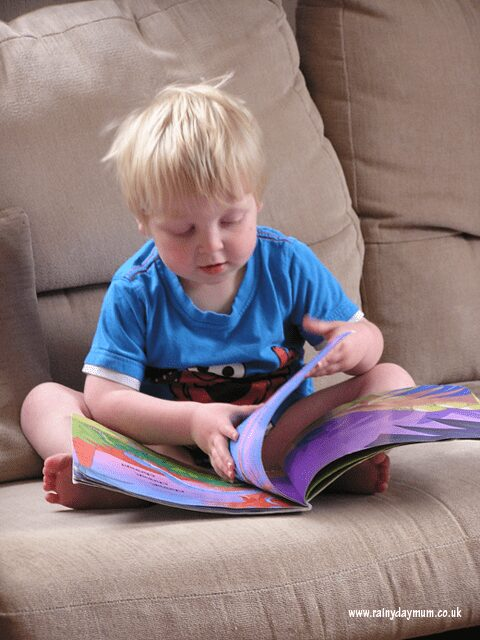 Preschool summer reading