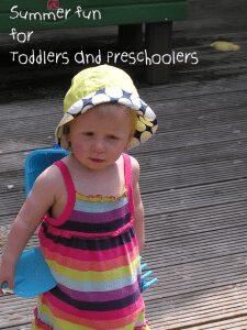 2012 Summer early learning fun