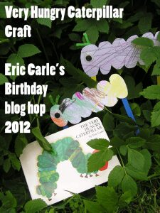 Eric Carle Birthday Blog Hop 2012