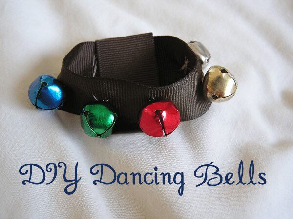Dancing bells for toddlers and preschoolers