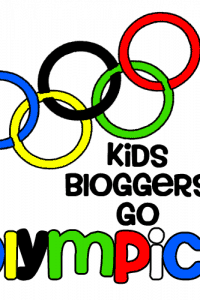 Kids Bloggers Celebrate the Olympics