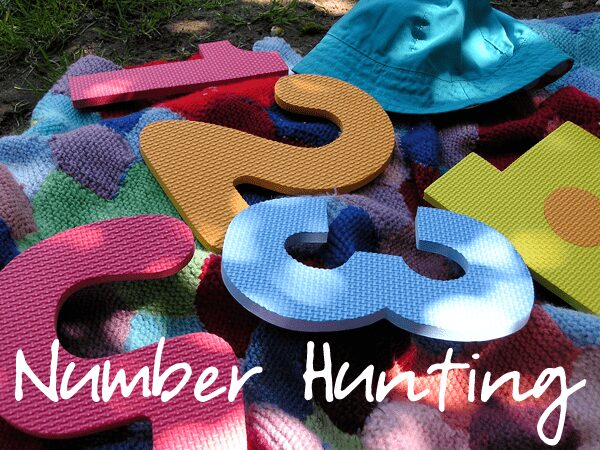 Number Hunting Fun