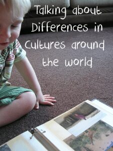 Introducing toddlers to global cultures