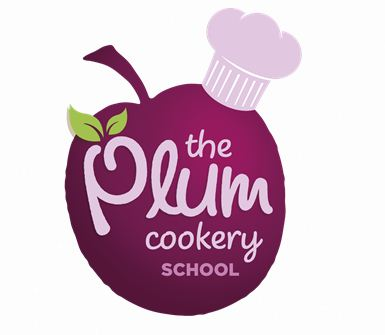 plum cookery school logo