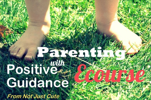 Positive Parenting ecourse
