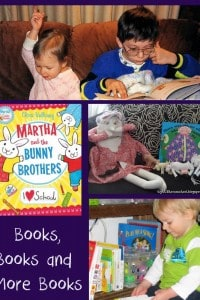 Tuesday Tots – Books