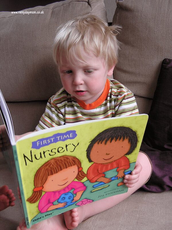 reading about preschool and nursery