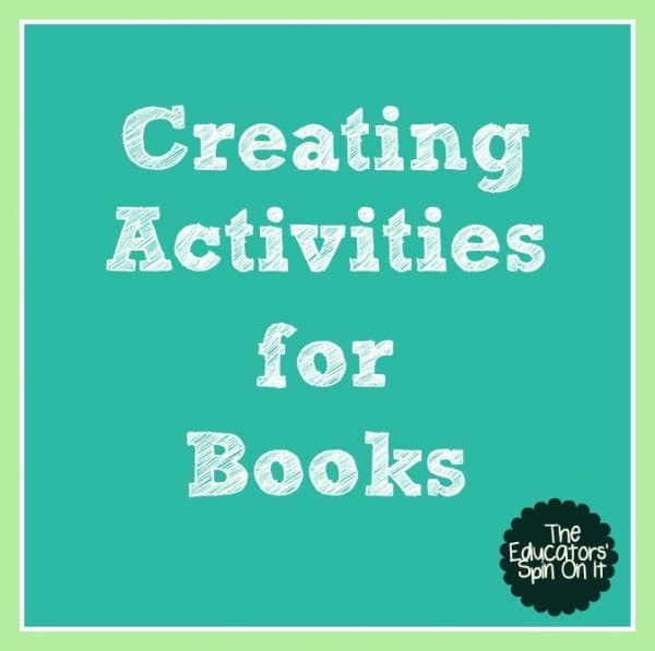 Creating Activities for Books