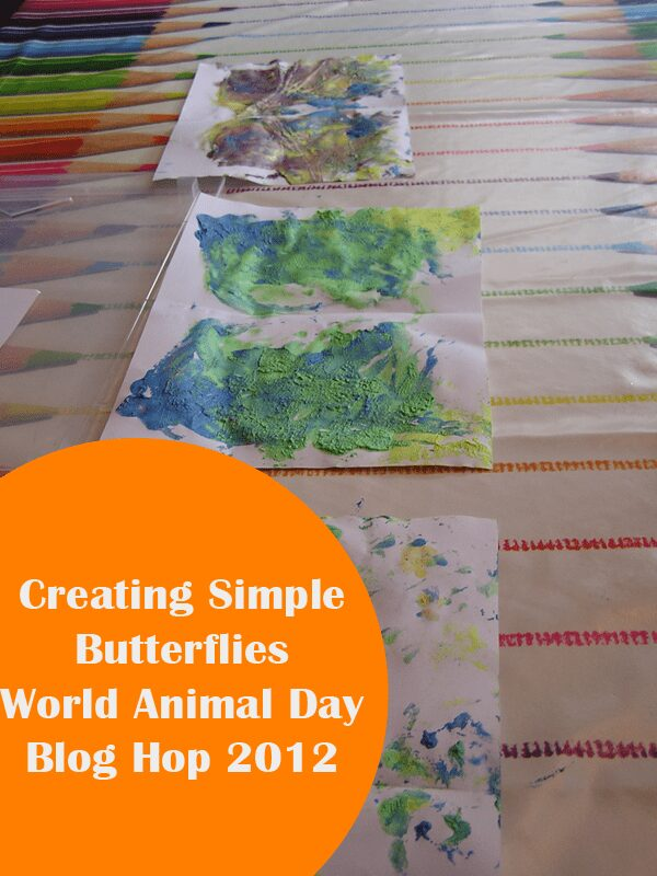 Activity to celebrate World Animal Day