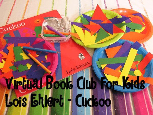 Cuckoo Cucu activities for the book