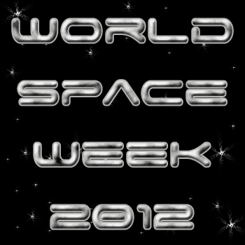 World Space Week 2012 Blog Hop