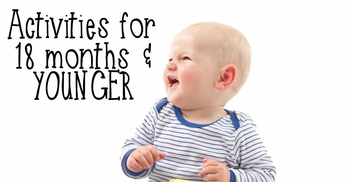 35 activities for 18 month old and under negle Gallery