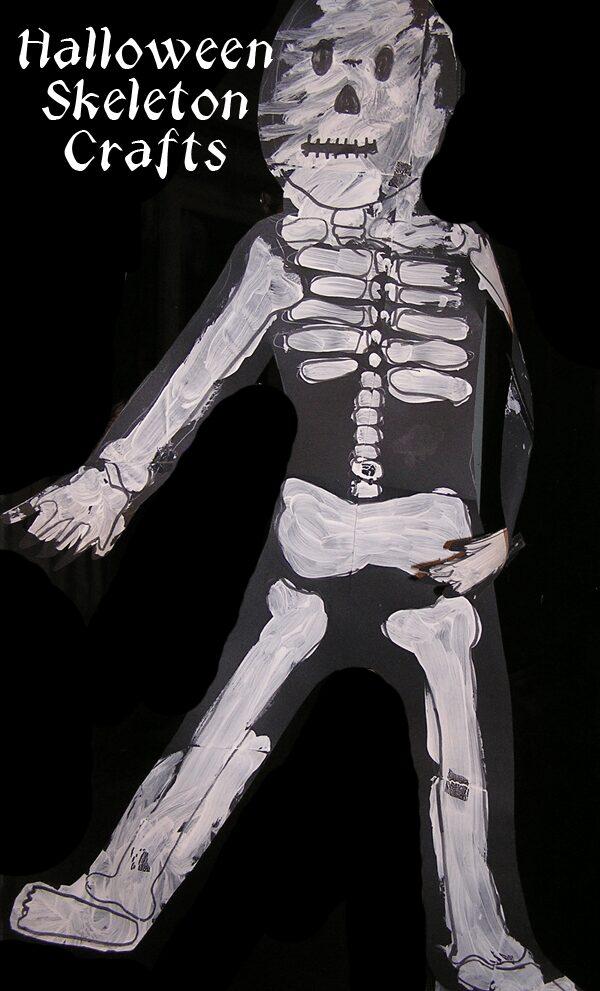 Skeleton Crafts