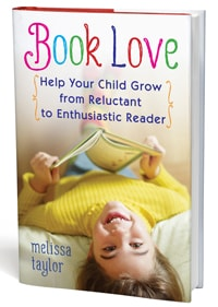 Book Love - help your child grow from reluctant to enthusiastic reader