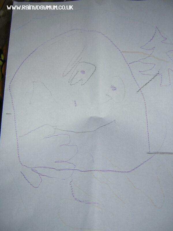Michelangelo Artist Study for Preschoolers