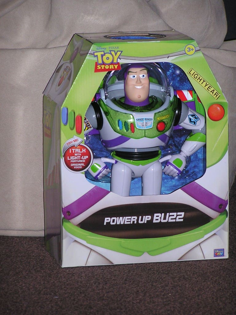 Power Up Buzz