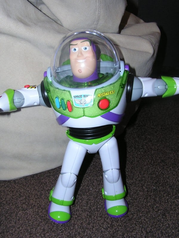 Disney Store Buzz Lightyear