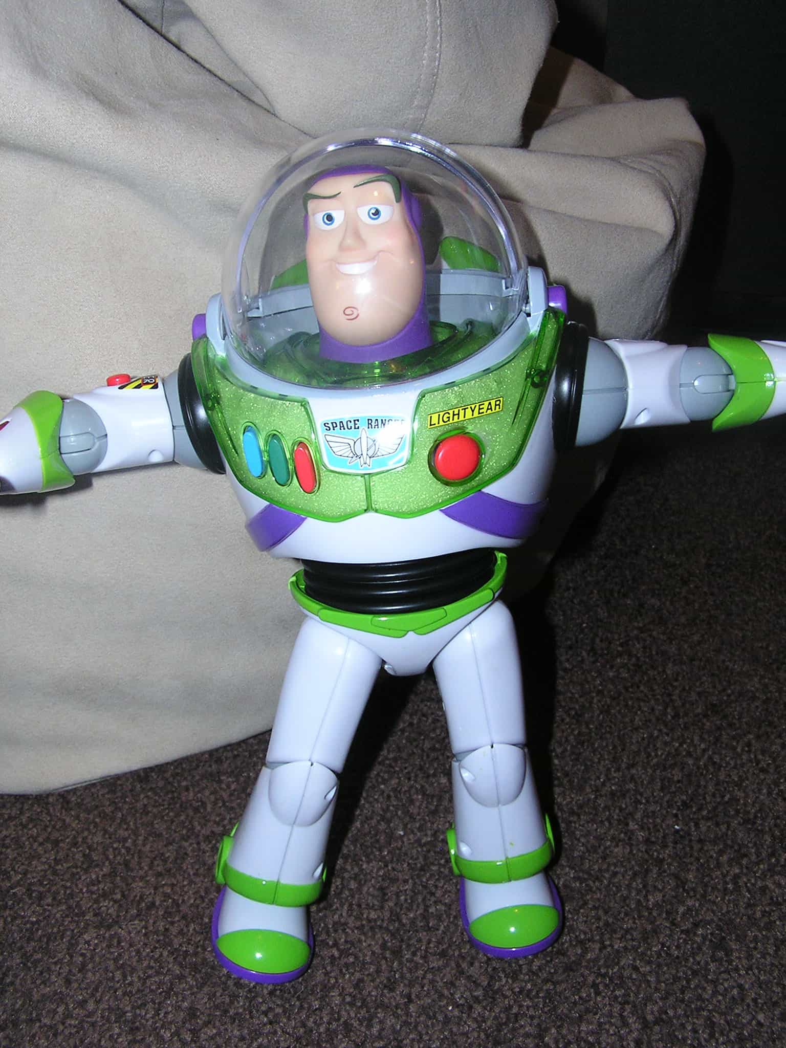 Disney Store Buzz Lightyear
