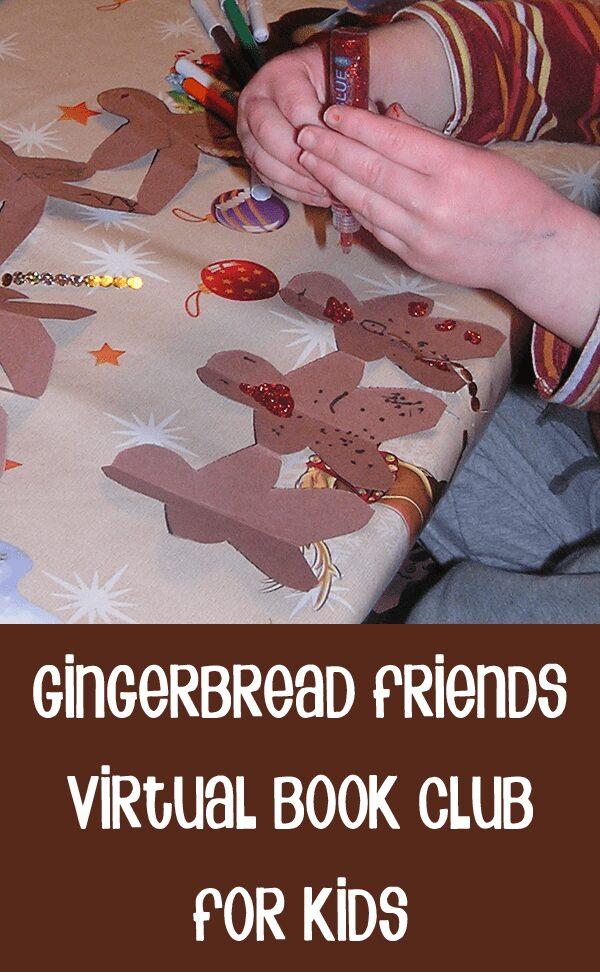 Jan Brett - Gingerbread Friends Activities