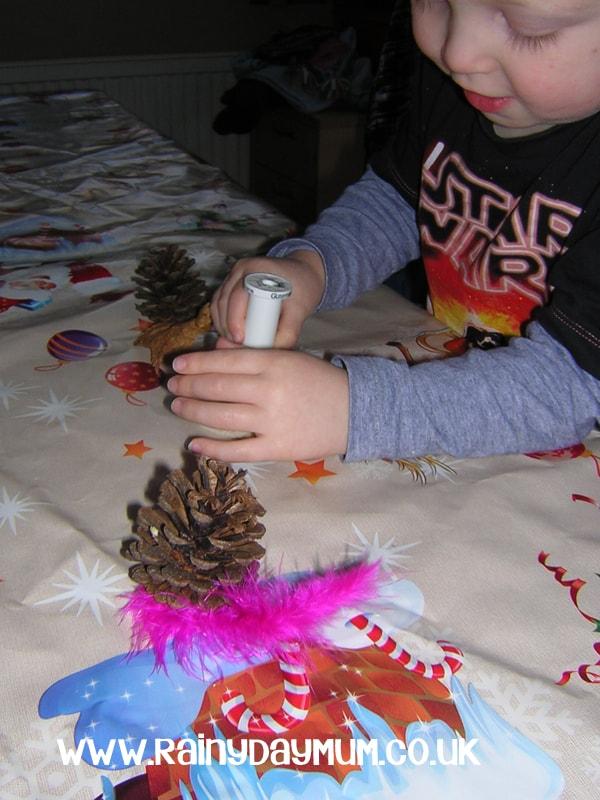 Salt Dough Coaster – a perfect grandparents gift