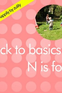 Back to Basics N is for…