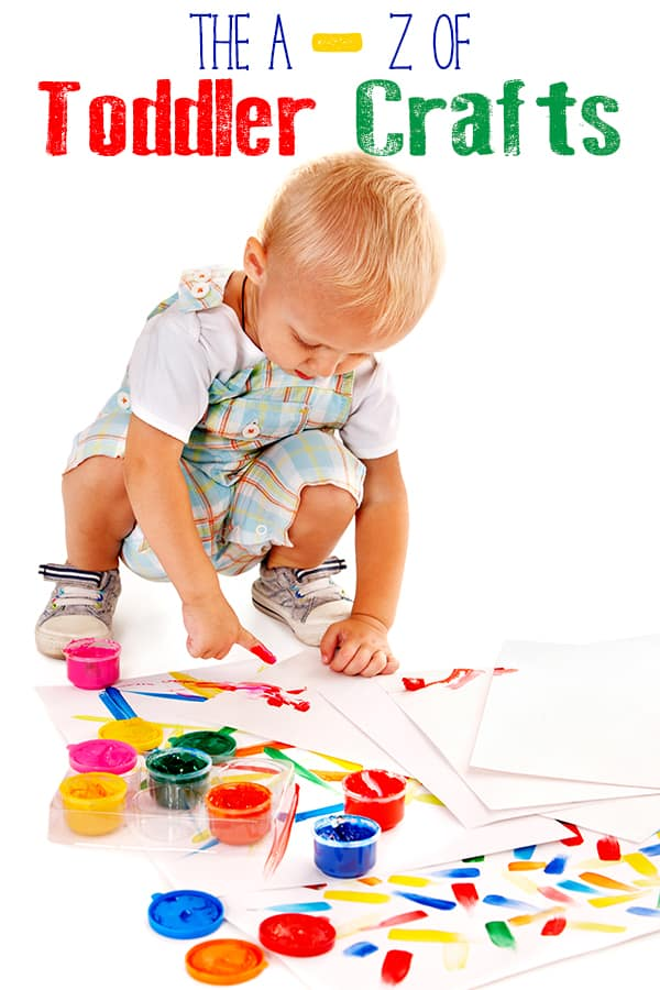 Looking For Simple Fun And Easy Crafts Toddlers Then With Over 50 Ideas From