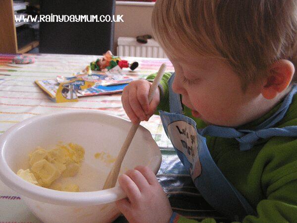 chocolate cupcake recipe to make with kids