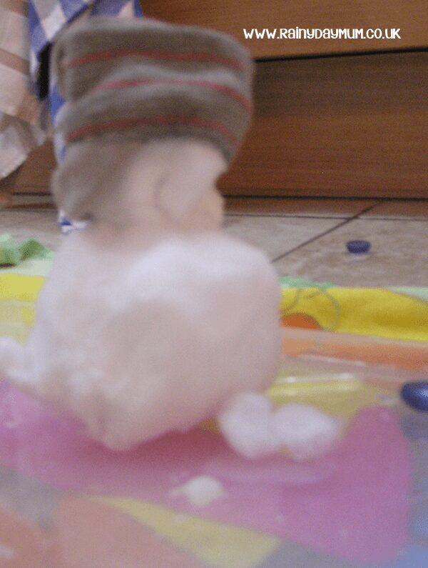 indoor snow day activities for kids