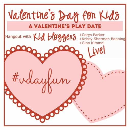 Valentines Play Date Ideas