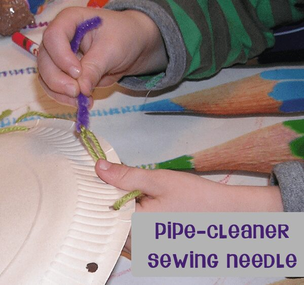 sewing needle for toddlers