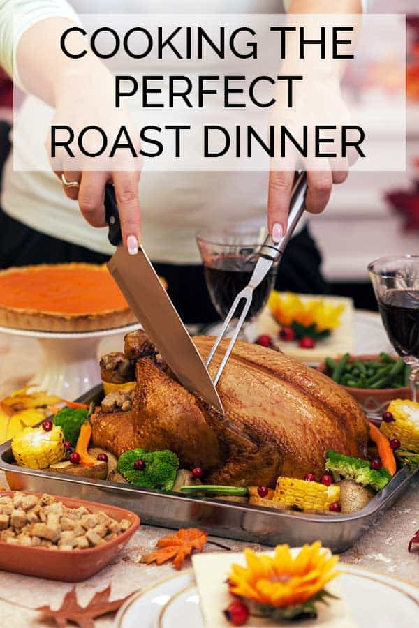 Timings for a Family Roast Dinner