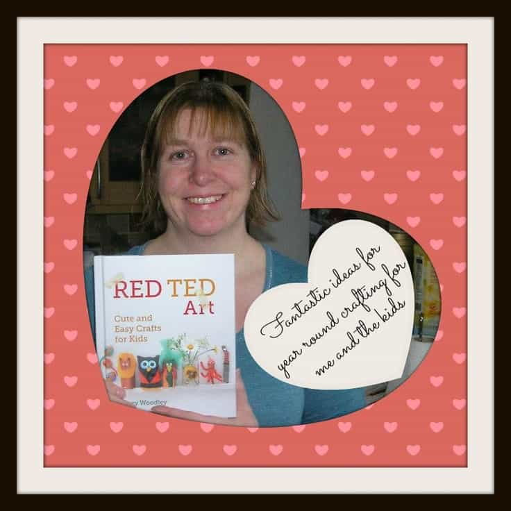 Red Ted Art's Book