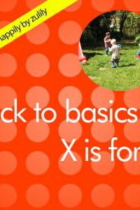 Back to Basics X is for…