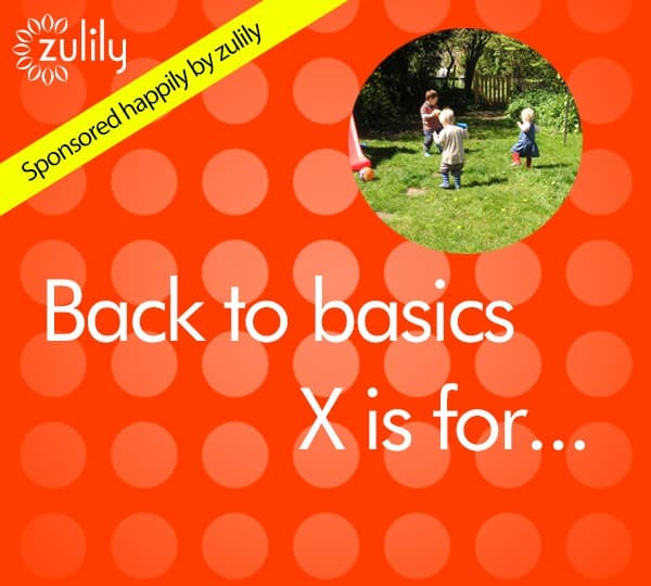 Back to Basics X is for Xylophones and other musical instruments